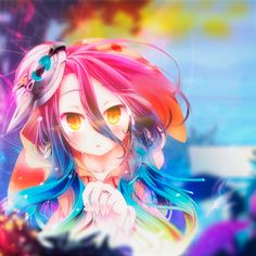 Anime No Game No Life Riku Dola Shuvi Dola No Game No Life Zero