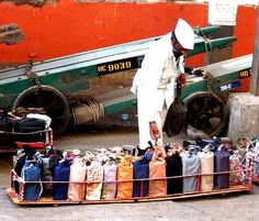 Mumbai's Dabbawallas pick up home cooked stew and delivery to correct worker by lunch time.