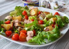 Salade bretonne au P