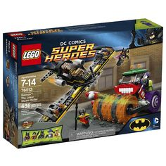 "LEGO Super Heroes - Batman: The Joker Steam Roller (76013) - Lego - Toys""R""Us"