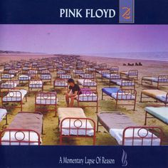 Carátula Frontal de Pink Floyd - A Momentary Lapse Of Reason