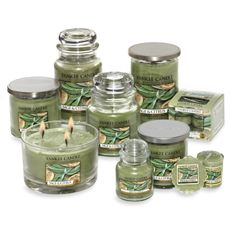 Yankee Candle® Sage & Citrus Scented Candles are a great scent for #spring.