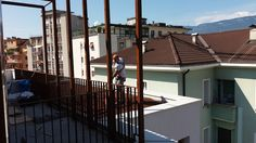 Extensive Dachbegrünung, BozenSüdtirol Tetto verde pensile, Bolzano Alto Adige www.luther.it