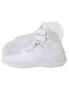 f6ec5df2ca White Shoes for Cheerleading Youth Cheer Shoes