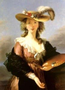 """""""Recuperemos a las mujeres pintoras de la historia""""(Vigée-Lebrun, Marie Elizabeth Louse, (1755-1842)) http://www.pinturayartistas.com/recuperemos-a-las-mujeres-pintoras-de-la-historia/"""