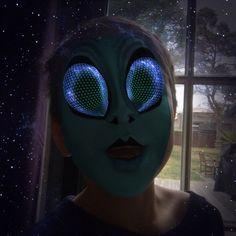 Ezra the alien