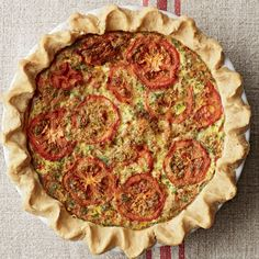 Gluten-Free Quiche Crust - FineCooking