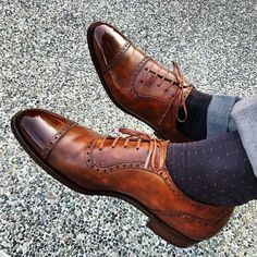 Oxford Cap Toe Casual Genuine Leather Shoes With Brown Lace .- Oxford Cap Toe Casual Genuine Leather Shoes With Brown Lace Up For Mens – Men Dress Shoe – Ideas of Men Dress Shoe – - Mens Fashion Blog, Mens Fashion Shoes, Men S Shoes, Men Dress Shoes, Dress Fashion, Fashion Blogs, Fashion Menswear, Fashion Wear, Emo Fashion