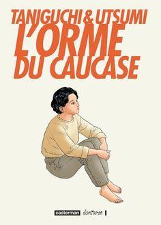 L'Orme du Caucase par Jirô Taniguchi Bd Comics, Manga Comics, Read Red, Image Makers, Lectures, Nihon, Album, My Books, Baseball Cards