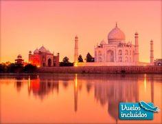Visita la India, un país vasto y trepidante: 8 días con vuelos desde Madrid y Barcelona, 6 noches en hoteles, traslados, visitas y más