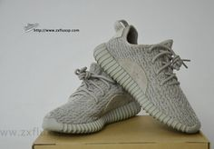 designer fashion d8d1e 87d07 Originals Adidas Yeezy 350 Boost Moonrock Men Agate Grey Moonrock Agate  Grey Sale -  79.00