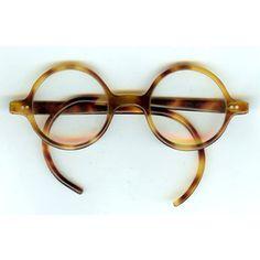 Round Windsor Eyeglass Frames