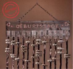Silke Rudat, der deutsche Blog: mausefallen geburtstagskalender