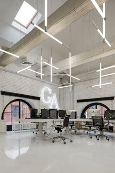 Image 1 of 19 from gallery of Gazeta.ru News Agency Office / Nefa Architects. Photograph by Ilya Ivanov