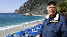 Fr. Steve in Monterosso al Mare