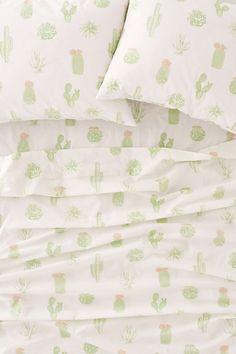 Shop Cactus Sheet Set at Urban Outfitters today. We carry all the latest styles, colors and brands for you to choose from right here. My New Room, My Room, Dorm Room, Cactus Bedroom, Urban Outfitters Home, Cactus Decor, Big Girl Rooms, Room Themes, Dream Bedroom