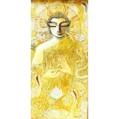 Dolna code: SUG005 Journey of love by Subrata Ghosh. Acrylic on canvas, 48 x 24 (inches), Price INR 80,000
