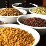 Tandoori masala | Gastronomía & Cía Tandoori Masala, Garam Masala, Spice Blends, Spice Mixes, Spicy Spice, Homemade Curry, Indian Food Recipes, Ethnic Recipes, Powder Recipe