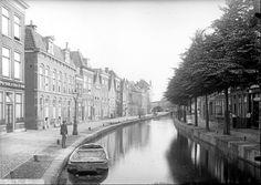 De Lange Mare te Leiden rond 1900