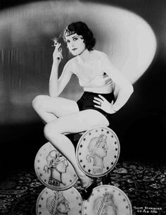 """Publicity shot of """"Gold Diggers of 1933"""""""