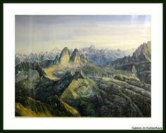 at is for sale ! Hopfgarten Im Brixental, Half Dome, Box Art, Mountains, Nature, Painting, Travel, Naturaleza, Viajes