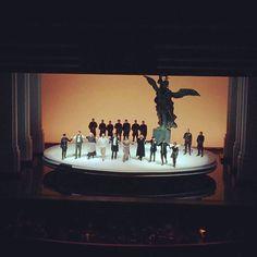 #Tosca #teatroregio #opera #teatro @teatroregiotorino scenografie pazzesche! Complimenti! http://ift.tt/1TbyqvE