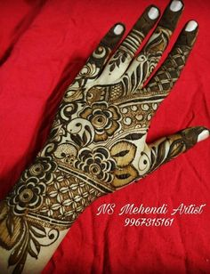 "Photo #3 from NS Mehendi Artist ""Portfolio"" album"