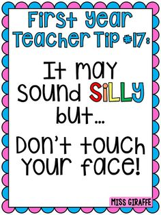 Great tips for new teachers! If you are a first year teacher definitely read this list! First Year Teaching, Primary Teaching, Teaching Kindergarten, Student Teaching, Teaching Tips, First Grade Activities, Back To School Activities, Kids Learning Activities, Classroom Behavior