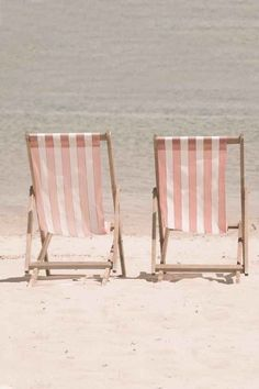 Beach Aesthetic, Summer Aesthetic, Pink Aesthetic, Photo Wall Collage, Picture Wall, Adobe Light, Mood Images, Beach Chairs, Vintage Italian
