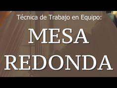 Técnica De Trabajo En Equipo: La Mesa Redonda | Liderazgo | Coaching - http://www.nopasc.org/tecnica-de-trabajo-en-equipo-la-mesa-redonda-liderazgo-coaching/
