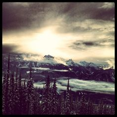 Snowboarding in Revelstoke, BC, Canada. Share your photos at REI 1440 Project - Celebrating every minute spent outside.