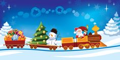 christmas train   We invite all military families experiencing a separation due to ...