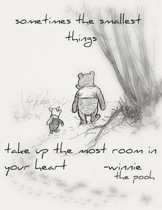 the words of wisdom of winnie the pooh Great Quotes, Quotes To Live By, Me Quotes, Funny Quotes, Inspirational Quotes, Small Quotes, Baby Quotes, Logan Quotes, Quotes Girls