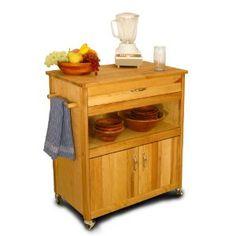Catskill Craftsmen Wide Cuisine Cart (Kitchen)  http://www.agenkurma.com/file.php?p=B002PY7PD4  B002PY7PD4