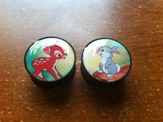 Bambi and Thumper Plugs