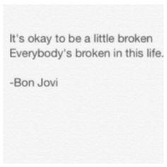 Bon Jovi quote