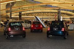 2013 Fiat 500 at the #PghAuto Show 2013