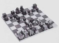 1000 images about chess on pinterest chess sets chess pieces and chess boards - Bauhaus chess board ...