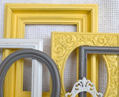 i love all things yellow.