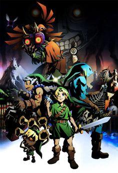 Majoras Mask | The Legend of Zelda Majora's Mask