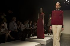 Read about the fall 2013 collection for UNTTLD here and other exciting Canadian designers