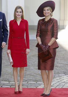 Doña Letizia y Máxima de Holanda, Reinas y amigas - Foto 5