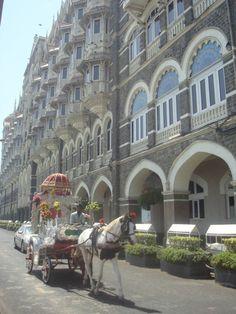 Taj Hotel.