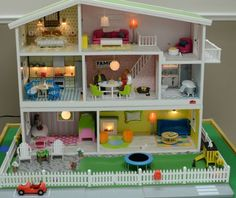 my unique dollhouse | It just keeps getting better and better! That's what I love about ...