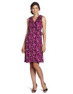 Tiana B Women`s Confetti Party Printed Dress $49.99