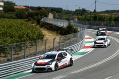 C-Elysee WTCC Portugal 2015