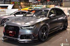 ABT Audi with a mix of sharp edges and flared areas to create a more aggressive performance orientated appearance. Audi Tt, Audi A6 Rs, Audi Quattro, Ferrari 458, Maserati, Mclaren P1, Toyota Prius, Chevrolet Camaro, Volvo