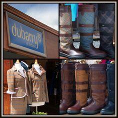 Boots! Dubarry of Ireland