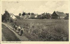 Rossitten, Kurische Nehrung, Memel-Land, alte Krauskopf-Ak von 1935