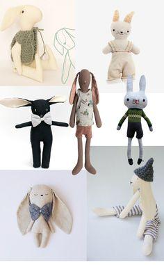 Let's cuddle the bunny boys!